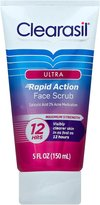 Clearasil Ultra Acne Clearing Scrub - 5 oz