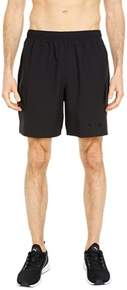 Puma 7 Train First Mile Mono Shorts (Lapis Blue) Men's Shorts