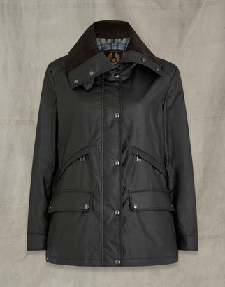 Belstaff Belva Waxed Cotton Jacket