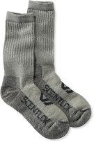 L.L. Bean Scent-Lok Hunt Hike Crew Socks