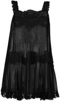 Dolce & Gabbana lace petticoat - women - Silk/Cotton/Polyamide/Viscose - 2