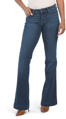 Dojo Contrast Stitching Jeans