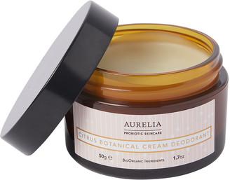 Aurelia Probiotic Skincare Citrus Botanical Cream Deodorant
