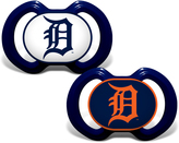 Baby Fanatic Detroit Tigers Pacifier - Set of Two