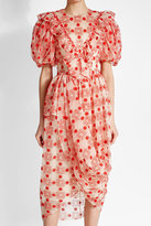 Simone Rocha Printed Cotton Blend Dress
