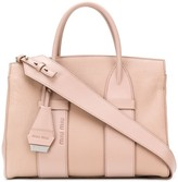 Miu Miu top-handle logo tote