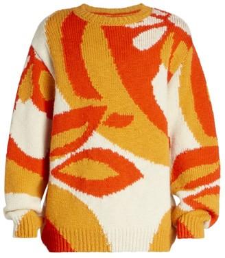 Dries Van Noten Manolo Virgin Wool Sweater