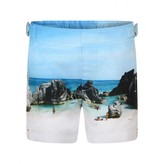 Orlebar Brown Orlebar BrownBoys Rocky Beach Swim Shorts