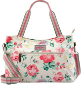 Cath Kidston Regent's Rose Zipped Handbag With Detachable Strap