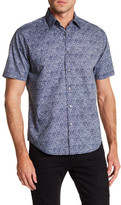 James Campbell Virgo Short Sleeve Regular Fit Shirt