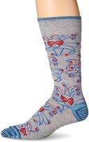 Robert Graham Men's Merceria Socks