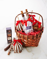 Mrs. Prindables Mrs. Prindable's Classic Holiday Basket