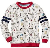 Disney Mickey Mouse Varsity Sweatshirt
