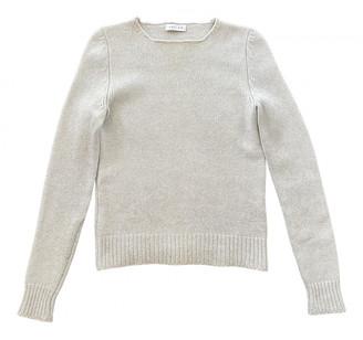 Celine Grey Cashmere Knitwear