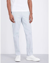 Canali Regular-fit Straight Cotton Chinos