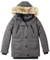 Noize Women's Parka Faux Fur Jacket
