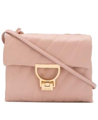 Coccinelle quilted mini bag