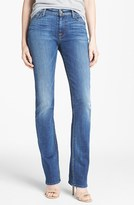 7 For All Mankind 'The Skinny' Bootcut Jeans (Rue de Lille)