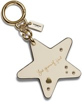 Coach Selena Star Charm for Handbag