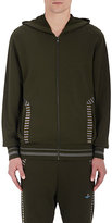 Vivienne Westwood MEN'S COTTON TERRY HOODIE
