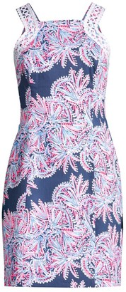 Lilly Pulitzer Makayla Printed Lace Dress