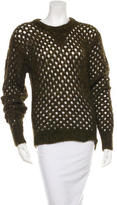 Isabel Marant Loose Knit Crew Neck Sweater w/ Tags