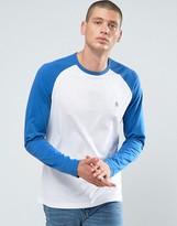 Original Penguin Baseball Long Sleeve T-Shirt