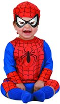 Disguise Marvel Spider-Man Infant Costume, (Size 12-18 mos)