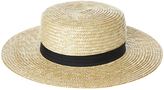 Rusty Chiara Womens Straw Hat Natural