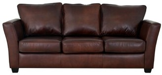 Westland and Birch Bridgeport Leather Sofa Upholstery Color: Brompton Brown