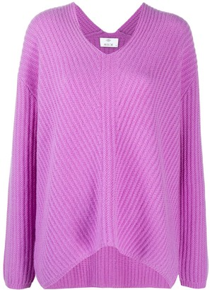 Allude Slouchy Jumper