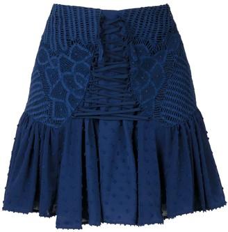 Martha Medeiros Thamires short skirt