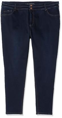 Simply Be Women's Ladies Petite Premium Shape & Sculpt Skinny Jeans