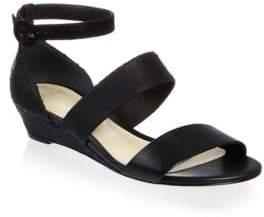 Alexandre Birman New Yanna Leather Platform Sandals