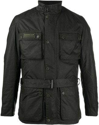 Barbour Belted Jacket