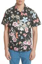 Ovadia & Sons Beach Bouquet Print Shirt