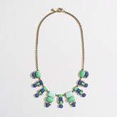 J.Crew Factory Factory dangling shapes necklace