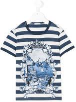 Dolce & Gabbana Sicilian Majolica print T-shirt