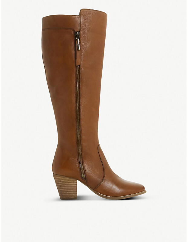 Dune Tan Boots | Shop the world's