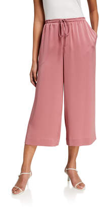 Vince Pull-On Culotte Pants