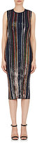 Nina Ricci Women's Sequined Sleeveless Sheath Dress