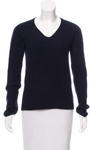 The Row V-Neck Sweater