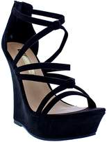 Liliana Honfleur Strappy Wedge Sandals