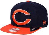 New Era Chicago Bears Classic XL Logo 9FIFTY Snapback Cap
