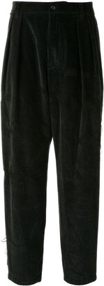 Dolce & Gabbana Corduroy Tapered Trousers