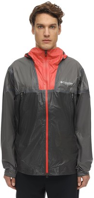 Columbia Outdry Ex Lightweight Nylon Jacket