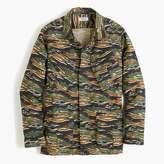 Wallace & Barnes Chore Jacket In Camo