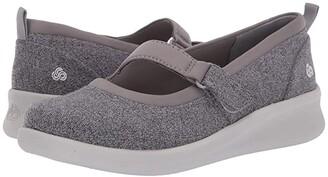 Clarks Sillian 2.0 Soul (Grey Textile) Women's Shoes