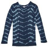 Splendid Girl Tie Dye Tunic Sweater