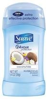 Suave Coconut Kiss Invisible Solid Antiperspirant Deodorant - 1.4 oz